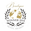 World Boutique Hotel Award - 2018